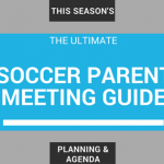 Soccer Parent Meeting Agenda