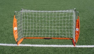 Bow Net Portable Soccer Net