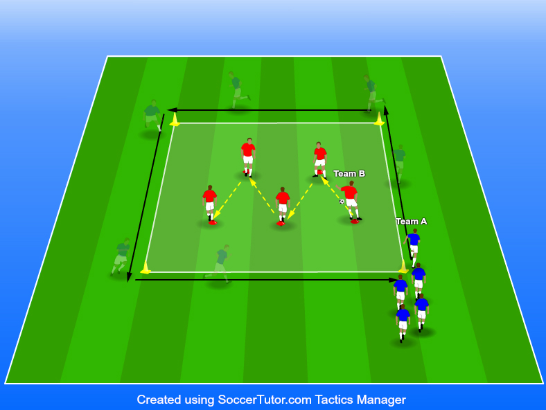 [Warm Up] One Touch Speed Drill IMG