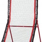 Rukket 4x7 Ft Baseball Pitch Back & Rebounder Net
