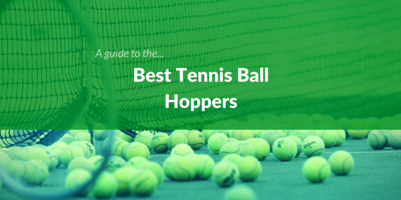 Best tennis Ball hoppers Reviews