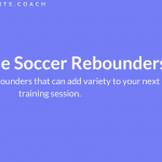 Adjustable Soccer Rebounders