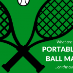 Portable Tennis Ball Machines