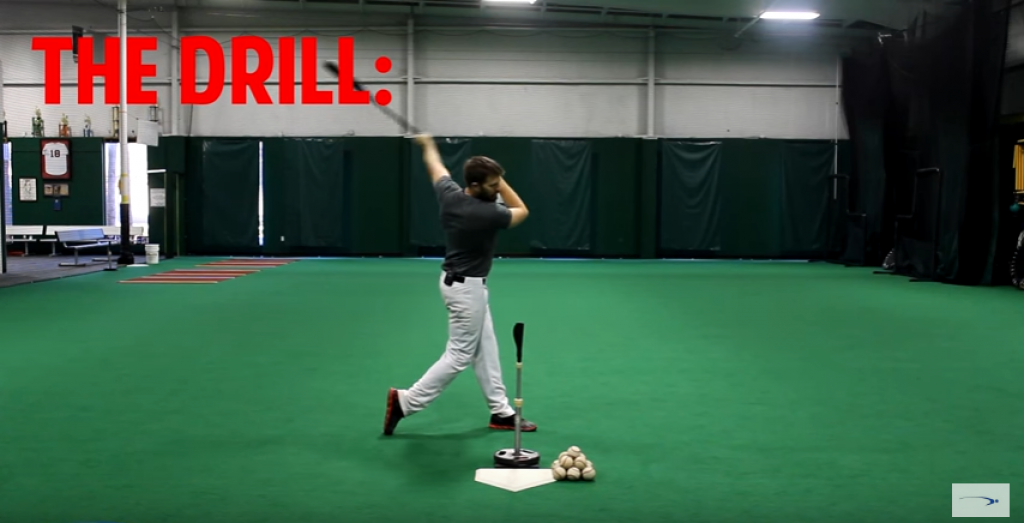 Improve Baseball Swing Mechanics