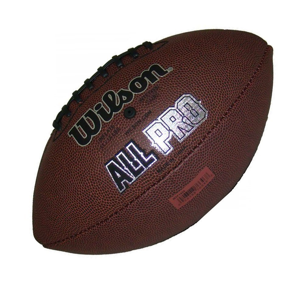 wilson f1455 nfl all pro game football official size