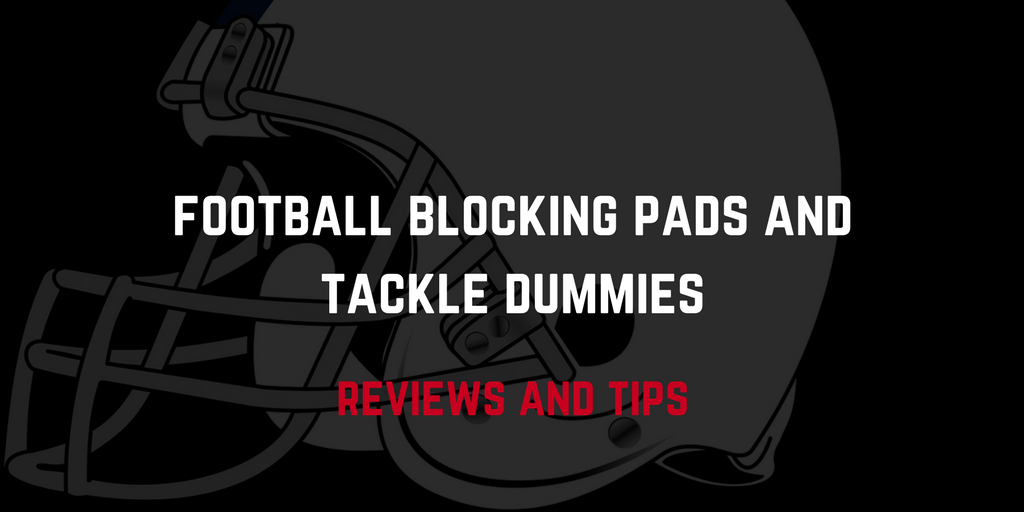 Football Tackle Dummies & Blocking Pads