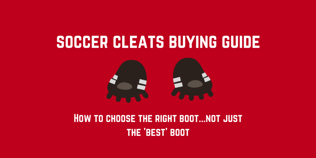 Soccer cleats buyers guide