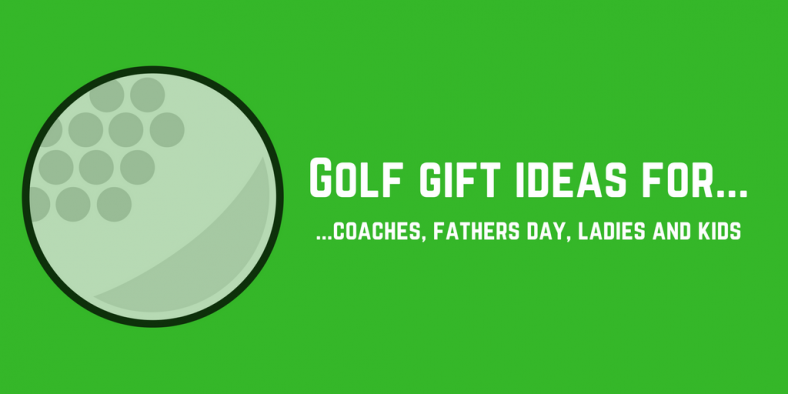 Golf gift ideas