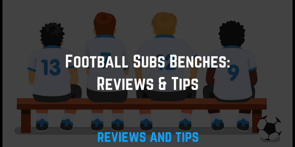 Football Subs Bench