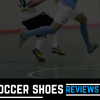 indoor soccer. shoes and playing indoors