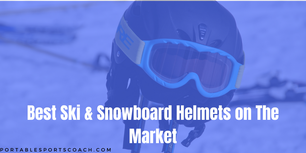 Ski and Snowboard Helmet Header Image