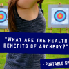 Archery Health benefits header image