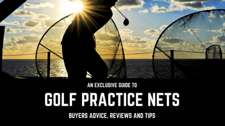 Golf Practice Nets Header Image