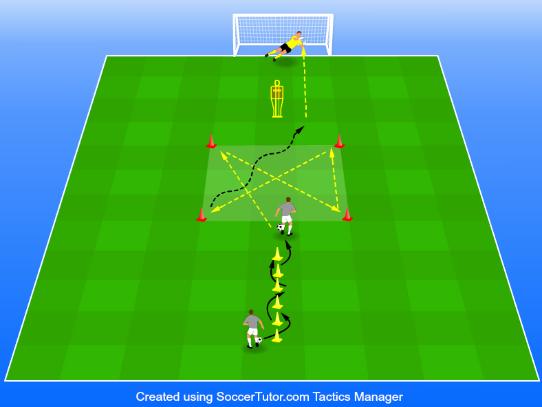 [Finishing] Individual Shooting Drill