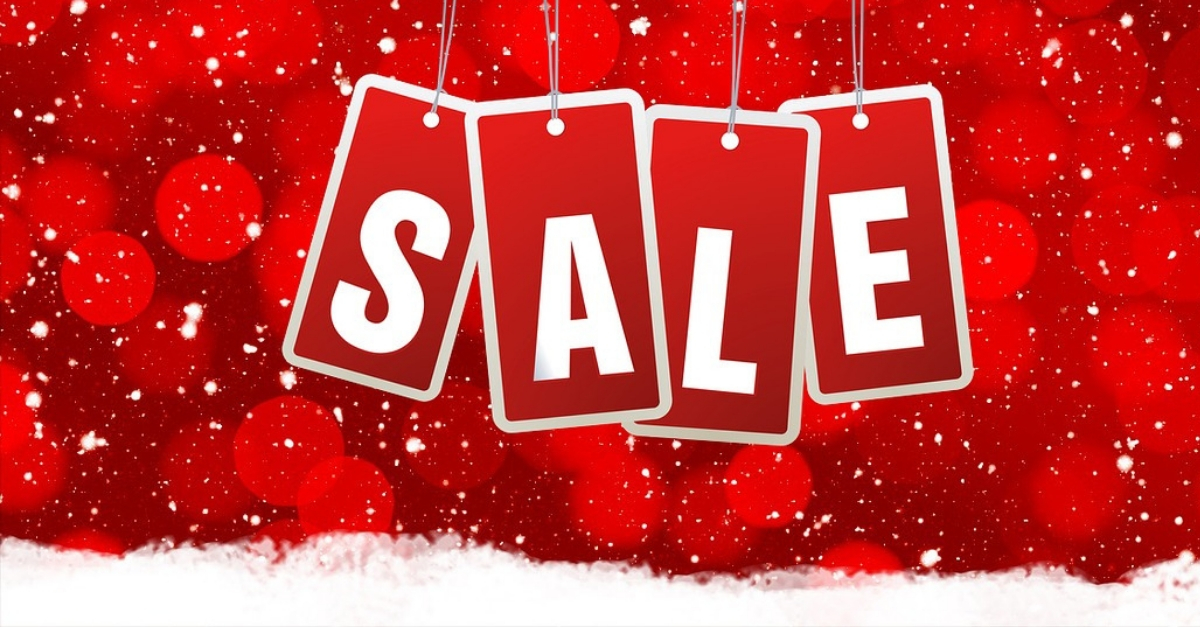 [Festive Season Sales] Check Out This Years Christmas Sports Discounts…