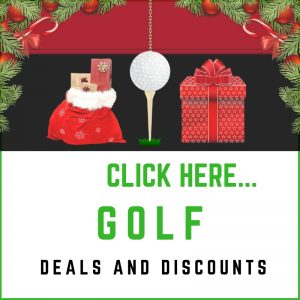 Golf Festive Sales Sidebar Deals