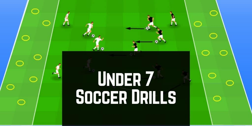 U7 Soccer Drills & Games: That Are Easy To Explain and Setup…
