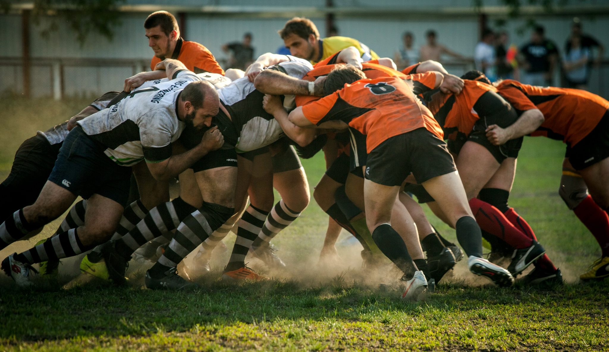 The Differences Between Football (Soccer) and Rugby