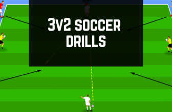 3v2 Soccer Drills: Brilliant 3v2 Scenario Drills