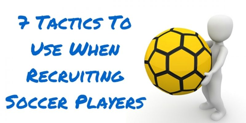 How to Recruit Youth Soccer Players