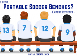 What Is The Best Portable Soccer Bench in 2018? (Folding Sideline Sports Benches)