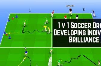 1v1 Soccer Drills: Developing Individual Brilliance