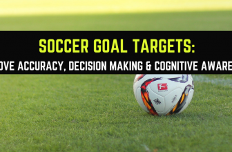 Soccer Goal Targets: Improving Cognitive Shooting Awareness
