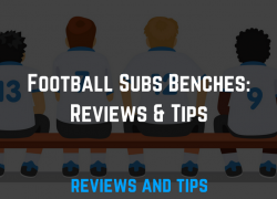 Folding Football Subs Bench Reviews: 3 Types You Need to Know About