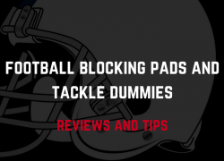 Football Blocking Pads & Tackle Dummies