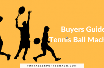 tennis machine reviews and buying guide