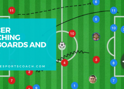 Top 5 Soccer Coaching Tactics Board's and Apps to Stay Organized