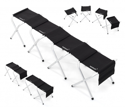QUICKPLAY Portable Lightweight Sports Team Bench4