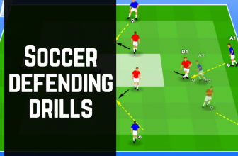 Soccer Defending Drills: 8 Super-Effective Defensive Drills