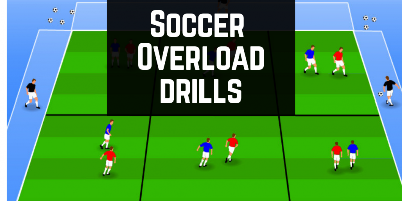 Soccer Overload Drills: How to Create Overloads in Soccer (Football)