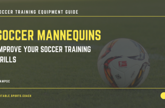 Soccer Mannequins: Improve Your Soccer Training Drills