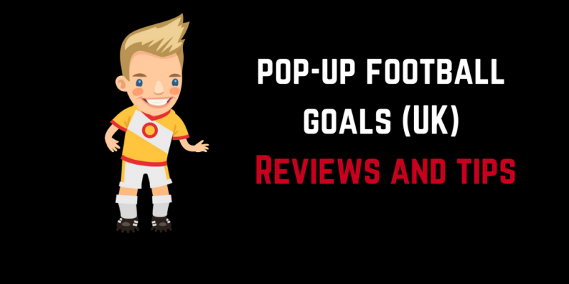 Portable Pop Up Football Goals: Are You Using the Right Goals for YOUR Players?