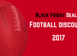 Black Friday Football Deals & Discounts 2017