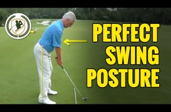 A Good Golf Stance is Only 5 Steps Away