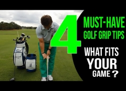 3 Simple Steps to Easily Improve Your Golf Grip