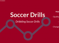 Dribbling Soccer Drills: Dribbling Session Plan