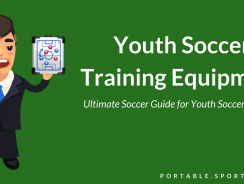 Youth Soccer Training Equipment