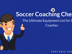 Soccer Coaching Checklist: Equipment List for Soccer Coaches