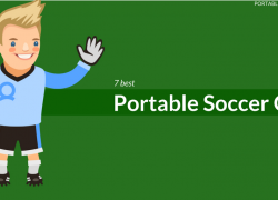 7 Best Portable Soccer Goals on The Market