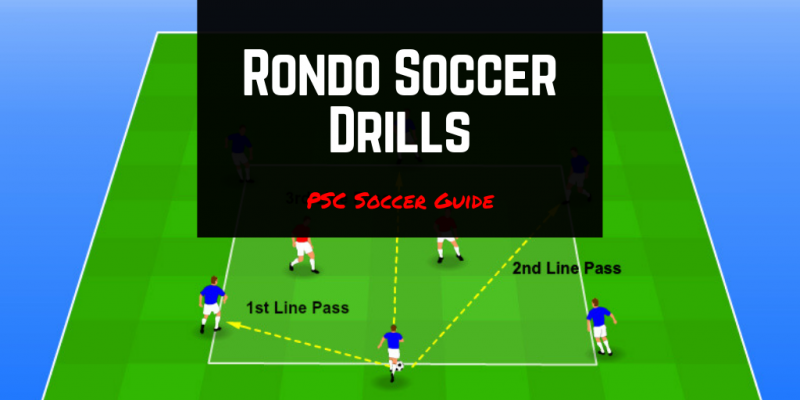 Rondo Soccer Drills: Training Vision and Control - Portable
