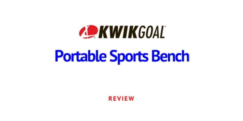 Kwik Goal Bench Review