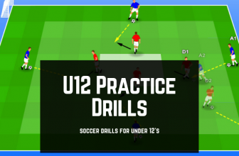 Under 12 Soccer Drills & Practices
