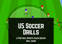 U5 Soccer 'Drills', Games and Activities